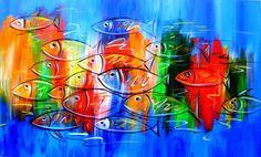 Os peixes na pintura - Pesquisa do Google