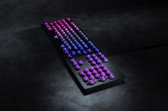 Razer Huntsman - The New Opto-Mechanical Switch Keyboard Gamer News, Game Room Decor, Gaming Setup, Keyboard, Technology, Games, Gift Ideas, Tech, Tecnologia