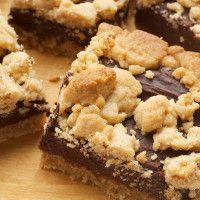 Peanut Butter Chocolate Bars | Bake or Break