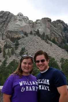 Mt. Rushmore Entry # 108    This summer I went on a cross-country trip and Mt. Rushmore was one of the stops on the way home.    Photo by Sarah Nicol  class of 2012
