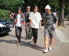 MILAN MEN'S FASHION WEEK // STREESTYLE REPORT #2