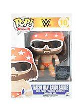 Funko WWE Pop! Macho Man Randy Savage Vinyl Figure,