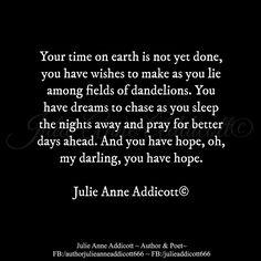 """12 Likes, 1 Comments - Julie Anne Addicott ~ Author (@demonsoulangelheart) on Instagram: """"#author #poet #julieanneaddicott #darkpoetry #love #loss #heartache #pain #wheremydemonshide…"""""""