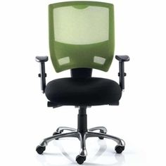 An example of a 'Silver' chair we use to fit out offices. http://www.officeworks.co.uk/