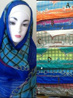 Phasmina hijab,polysteer Price 75/pcs