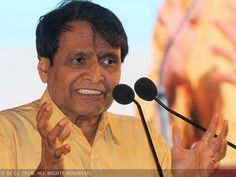 Rail Budget to unveil massive plan with Rs 1.25 lakh crore increased outlay - The Economic Times
