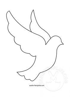 free pictures of white doves - Yahoo Image Search Results First Communion Banner, Première Communion, Peace Bird, Peace Dove, Felt Christmas Ornaments, Christmas Crafts, Felt Crafts, Paper Crafts, Easter Templates