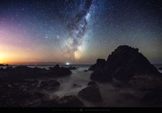 Galactic Flow by Mark Gee on 500px