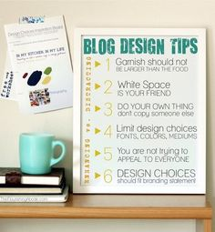 Finding your blog style - pretty wrapped