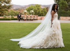 Photography: Samuel Lippke - samuellippke.com/studio/index.html  Read More: http://www.stylemepretty.com/california-weddings/2014/04/28/romantic-tuscan-wedding-inspiration/