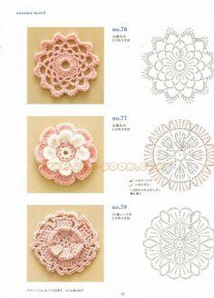 Ondori motif edging designs - mercheanais - Álbumes web de Picasa