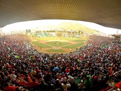 Toros de Tijuana of the Class AAA Mexican League Opening Day at Estadio Gasmart on April 5, 2015