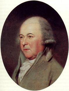 John Adams, 2nd President of US