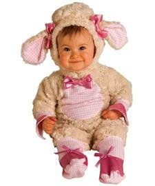 Sheep Baby Halloween Costumes costume size pink :6-12 Months (japan import)