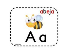 Here is a set of picture Spanish alphabet posters and flash cards for your classroom. Suitable for display in your classroom, you can use it for alphabet activities, assembled into a book, word wall letter and so much more. Laminate for durability.