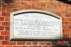 Jane Austen Museum, Chawton UK