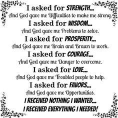 I am supplied...