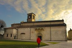 Cathedral of Spilimbergo , Pordenone, Friuli Venezia Giulia Ancient City, Northern Italy, Bella, Places Ive Been, Cathedral, Restoration, Sunrise, Mansions, House Styles