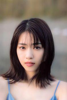 Layer Hair, Long Layered Hair, Beautiful Asian Women, Asian Woman, Asian Beauty, Cute Girls, Japanese, Actresses, Model