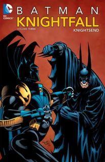"J'aimerais lire :""Batman:knightfall v03:knightsend"" <3"