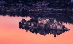 | Lago d'Orta | #Piemonte |  http://www.volamondo.it/offerte