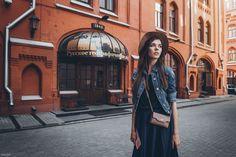 Olga by Maxim  Guselnikov on 500px