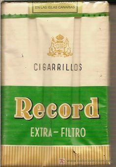 Resultado de imagen de record tabaco