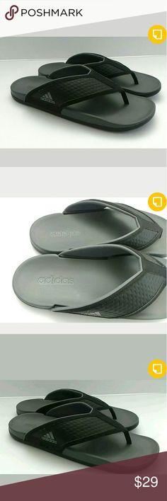 96f6dd825b76 Adidas Adilette Thong Flip Flop Sandals Size 11 NWOT Adidas Adilette Mens  Thong Flip Flop Sandals