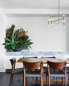 "3,154 Likes, 50 Comments - Inside Out (@insideoutmag) on Instagram: ""Thick granite surfaces are a standout in @daniellepalanarchitect's Sydney abode - continuing from…"""