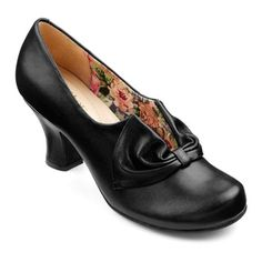 Donna 1940s style shoes Extra Wide