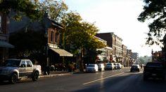 Dundas Ontario, Street View