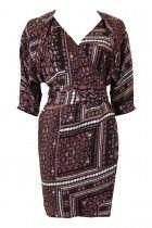 #autumndreamery Watson x Watson Silk Wrap Dress $449  http://www.the-dreamery.com/Designers/Watson-X-Watson