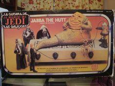 Mexican Lili Ledy Jabba the Hut playset