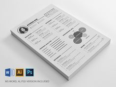 Resume stationary and picturesfree sample business plan project