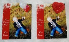 Valentine's Day Cards 3-d