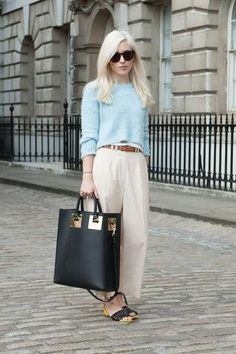 London Fashion Week - Street Style