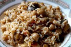 Ένα υπέροχο φαγάκι με τον θρεπτικό συνδυασμό όσπριου με ρύζι!