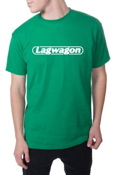 "Lagwagon ""Putting Music"" Men's S/S T-Shirt"