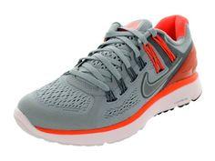942c6c4a203 Nike Women s Lunareclipse+ 3 Wlf Grey Rflct Slvr Ttl Crmsn C Running Shoes  6 Women US