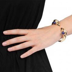 Lapis Cuff by Eshvi, Designer Eshvi Jewellery, Kabiri Jewellery Store Online
