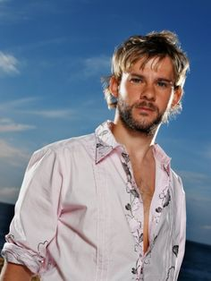 Dominic Monaghan- loved him in TLOTR!