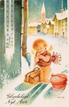 Illustration de Helge Artelius