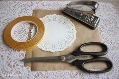 DIY: Conos de papel para el arroz o los pétalos de tu boda.