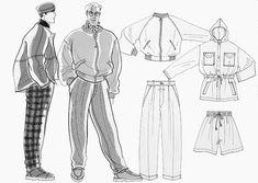 men fashion illustrations - Google Search