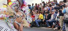 Grupo Mascarada Carnaval: Cien guaguas llegarán a Santa Cruz con 5.000 turis...