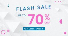 Flash sale up to 70% off social media shop advertisement template vector | premium image by rawpixel.com / Mind Social Media Template, Social Media Design, Vector Can, Vector Free, Advertisement Template, Get More Followers, Direct Marketing, Sale Promotion, Templates