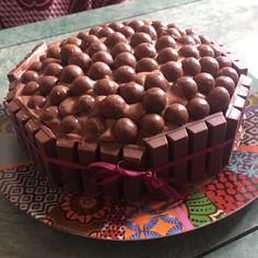 Gâteau au chocolat malteser/kit Katy