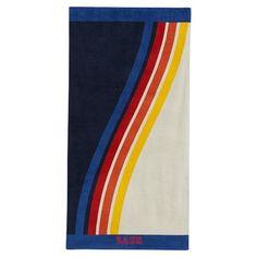 Sport Stripe Multi Beach Towel | PBteen