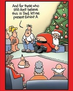 Christmas Humor, Comics, Cartoons. Funny Pictures.
