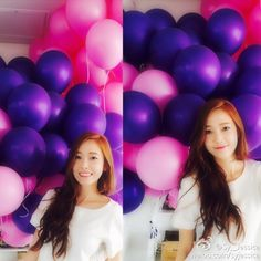 "Jessica's Weibo: ""Have a sweet day"" #SNSD"